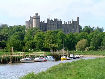 Arundel Castle holiday accommodation